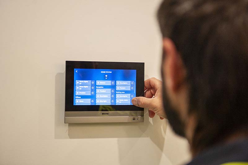 Automative Smart Wiring